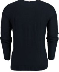 Tom Tailor Pullover uni[knitted navy] 30229610010/6800